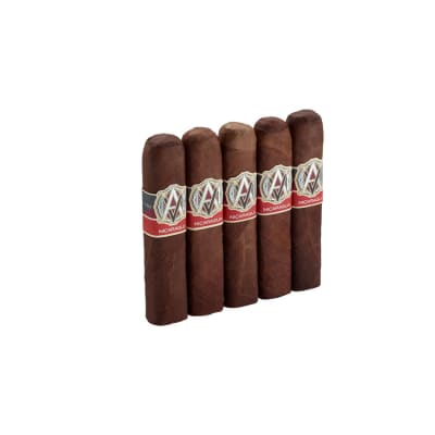 Avo Syncro Nicaragua Short Robusto 5 Pack-CI-AVN-SROBN5PK - 400