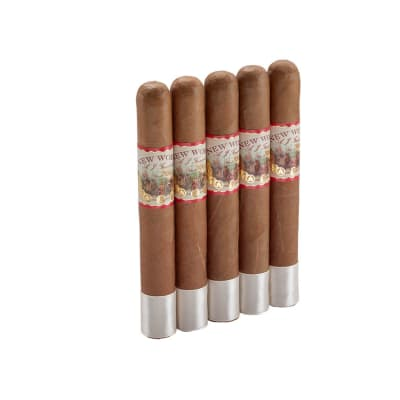 New World Connecticut by AJF Toro 5 Pack-CI-AWC-TORN5PK - 400
