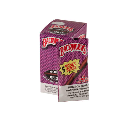 Backwoods Honey Berry 8/5 - CI-BAK-HB40PK