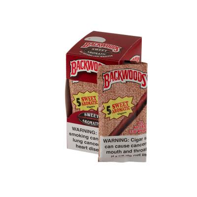 Backwoods Sweet Aromatic 8/5-CI-BAK-SWT40PK - 400