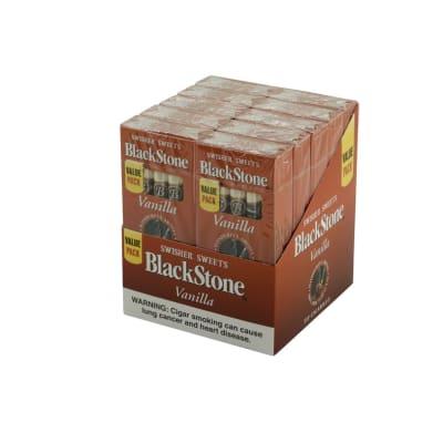 Blackstone by Swisher Vanilla Tip 10/10-CI-BLK-VANPK - 400