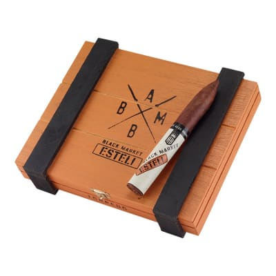 Alec Bradley Black Market Esteli Torpedo Gift Box-CI-BME-TORPN10 - 400