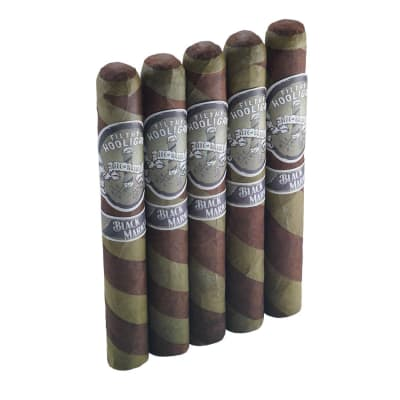 Alec Bradley Black Market Filthy Hooligan 5 Pack-CI-BMK-FILTH5PK - 400