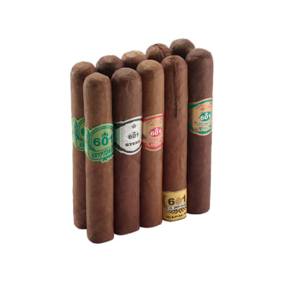 Best Of Espinosa Cigar Sampler-CI-BOF-ESPA - 400