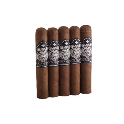 Black Label Santa Muerte Robusto 5PK-CI-BSM-ROBN5PK - 400