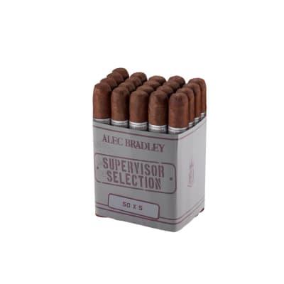 Alec Bradley Supervisor Selection Jalapa Robusto-CI-BSS-550N - 400