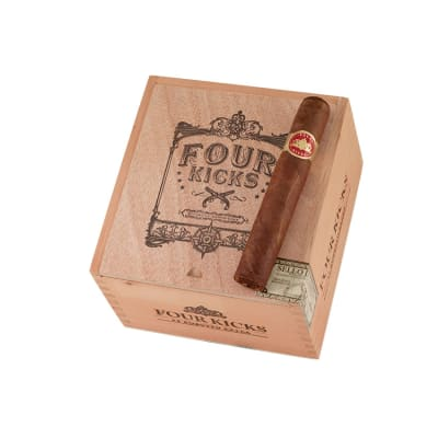 Four Kicks By Crowned Heads Robusto Extra - CI-C4K-ROBEXN