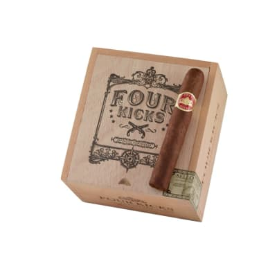 Four Kicks By Crowned Heads Robusto-CI-C4K-ROBN - 400