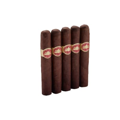 Four Kicks By Crowned Heads Robusto 5 Pack-CI-C4K-ROBN5PK - 400