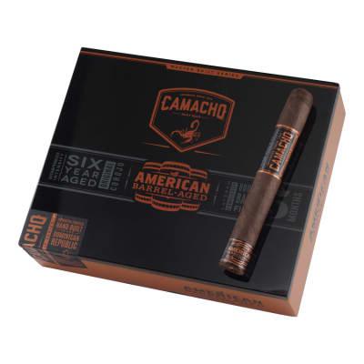 Camacho American Barrel Aged Toro - CI-CAB-TORN