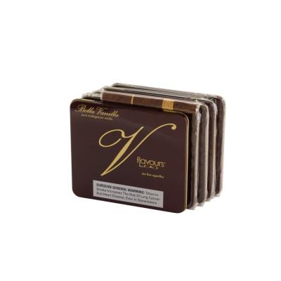 Bella Vanilla Cigarillo 5/10-CI-CAF-BCIGN - 400