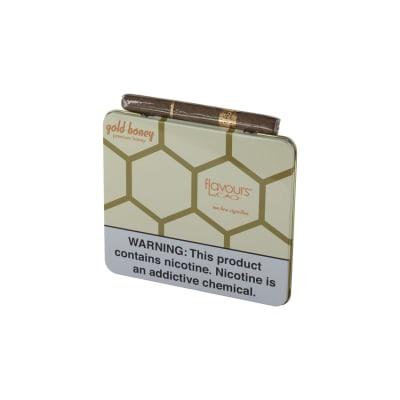 Gold Honey Cigarillos (10)-CI-CAF-GCIGNZ - 400