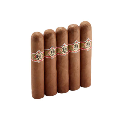 CAO Gold Double Robusto 5 Pack-CI-CAG-DROBN5PK - 400