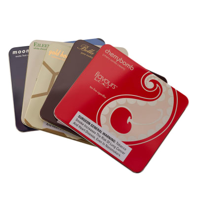 CAO 5 Flavour Cigarillo Assortment - CI-CAO-ASST