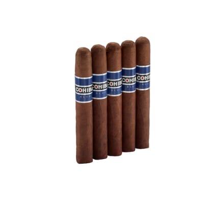 Cohiba Blue Robusto 5 Pack-CI-CBU-ROBN5PK - 400