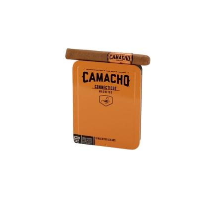 Camacho Connecticut Machitos (6)-CI-CCT-MACHNZ - 400