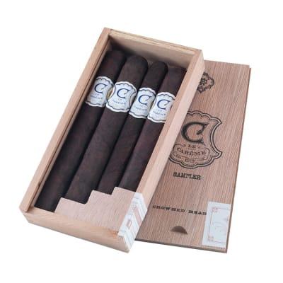 Le Careme 4 Cigar Sampler-CI-CHL-LCSAM - 400