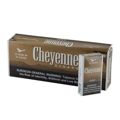 Cheyenne Heavy Weights Classic 10/20-CI-CHW-CLAN - 400