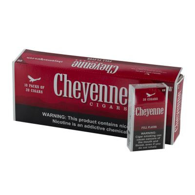 Cheyenne Heavy Weights Full Flavor 10/20-CI-CHW-FULL - 400