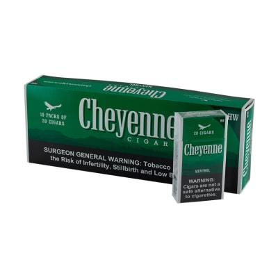 Cheyenne Heavy Weights Menthol 10/20 - CI-CHW-MENN