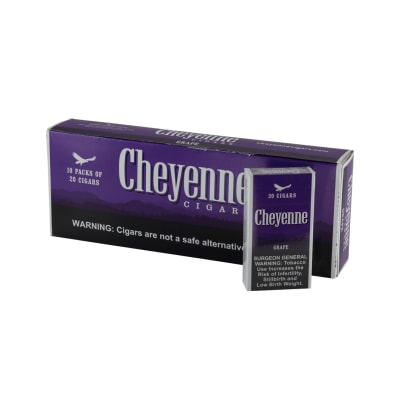 Cheyenne Grape Flavor 10/20-CI-CHY-GRAPE - 400