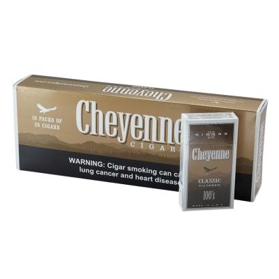 Cheyenne Classic Flavor 100's 10/20 - CI-CHY-LIGHT