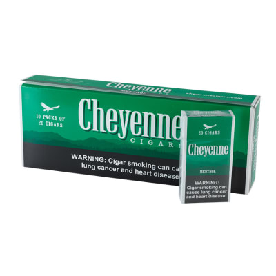 Cheyenne Menthol 10/20 - CI-CHY-MENTHOL