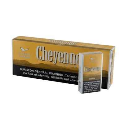 Cheyenne Vanilla Flavor 100's 10/20 - CI-CHY-VANILLA