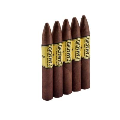 Camacho Criollo Figurado 5 Pack-CI-CLL-FIGN5PK - 400