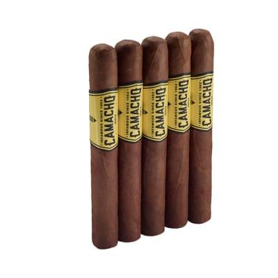 Camacho Criollo Gigante 5 Pack-CI-CLL-GIGN5PK - 400