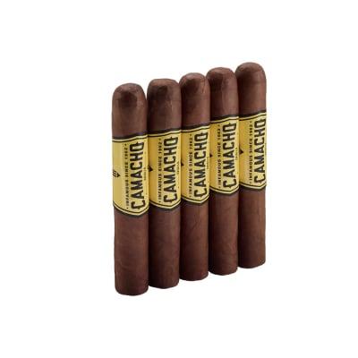 Camacho Criollo Robusto 5 Pack-CI-CLL-ROBN5PK - 400