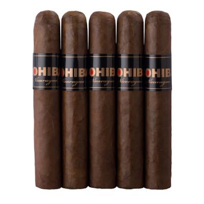Cohiba Nicaragua N5.5x54 5 Pack - CI-CNI-5544N5PK