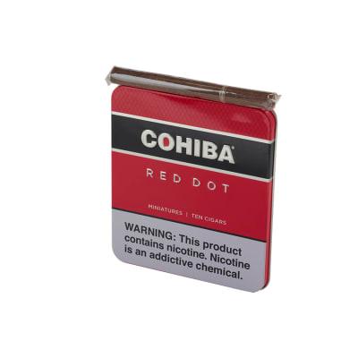 Cohiba Miniatures (10) - CI-COH-MINNZ