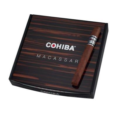 Cohiba Macassar Double Corona-CI-COM-DCORN - 400