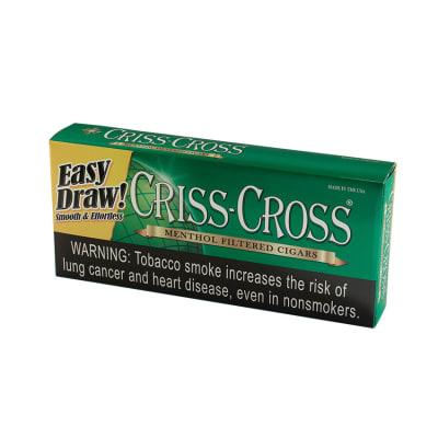 Criss Cross Heavy Weights Menthol 10/20 - CI-CRW-METH