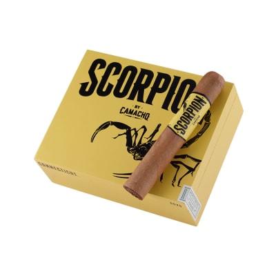 Camacho Scorpion Gordo Connecticut - CI-CSR-GORN