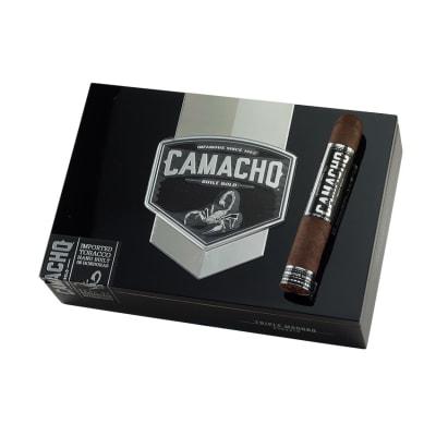 Camacho Triple Maduro Robusto - CI-CTM-ROBM