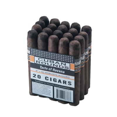 Cuban Rounds Robusto-CI-CUR-ROBM20 - 400