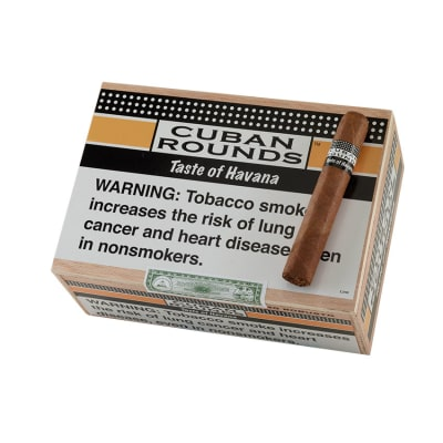 Cuban Rounds Robusto - CI-CUR-ROBN
