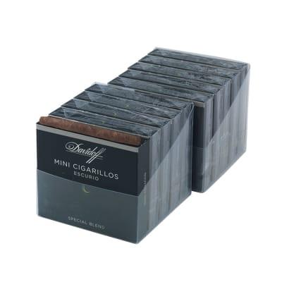 Davidoff Escurio Mini Cigarillos 10/20-CI-DAE-MINI - 400