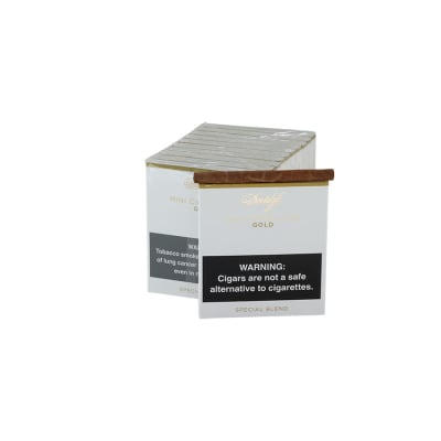 Davidoff Mini Cigarillo Gold 10/10 - CI-DAV-MIN10