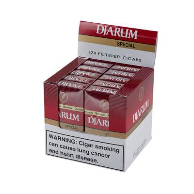 Djarum Special Filtered Cigar 10/12 - CI-DJM-SPECPK