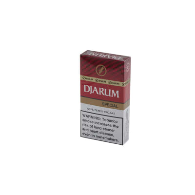 Djarum Special Filtered Cigar (12)-CI-DJM-SPECPKZ - 400