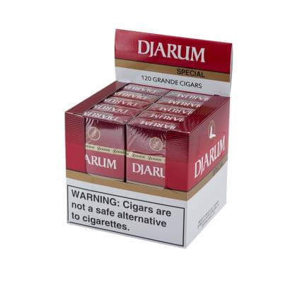 Djarum Special Grande Filtered Cigar 10/12 - CI-DJM-SPEGRPK
