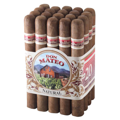 Don Mateo No. 11-CI-DMB-11N20 - 400