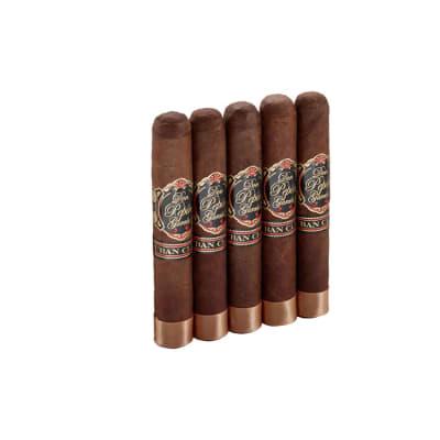 Don Pepin Garcia Cuban Classic Black Robusto 1979 5 Pack-CI-DPK-ROBN5PK - 400