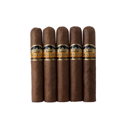 Don Tomas Clasico Rothschild 5 Pack-CI-DTA-ROTN5PK - 400