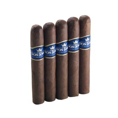 Don Tomas Nicaragua Robusto 5 Pack-CI-DTN-ROBN5PK - 400