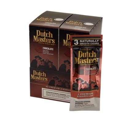 Dutch Masters Cigarillos Chocolate 20/3-CI-DUC-CHOCM - 400