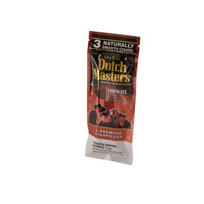 Dutch Masters Cigarillos Chocolate (3)-CI-DUC-CHOCMZ - 400